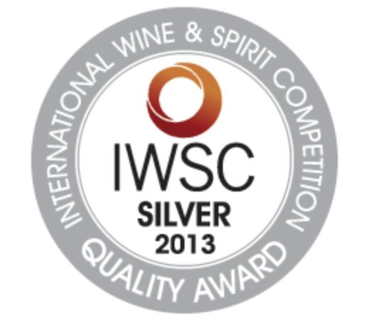 IWSC silver 2013